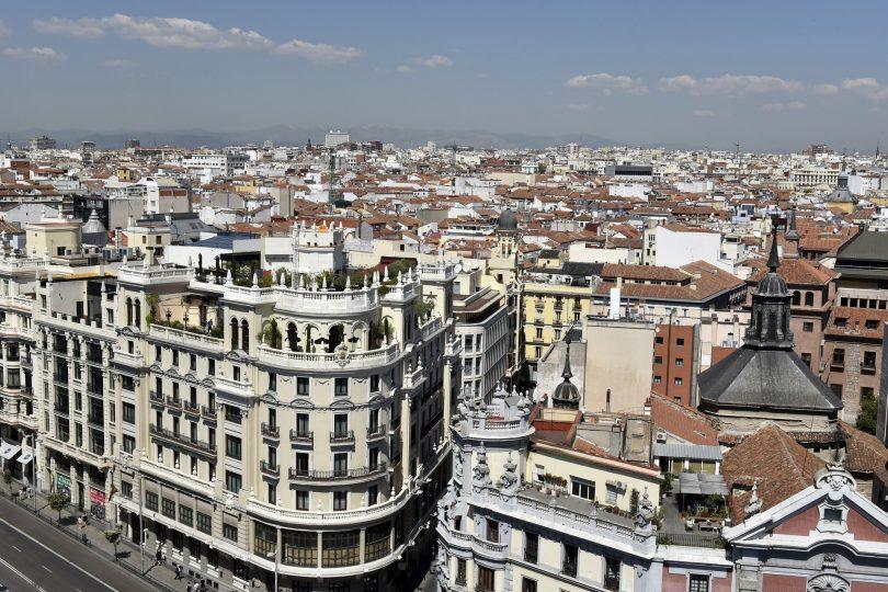 Terrazas Con Buenas Vistas En Madrid Shmadrid