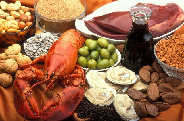 Imagen de varios platos de comida