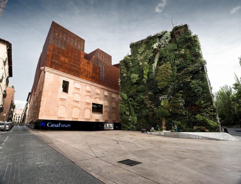 Caixa Forum fachada