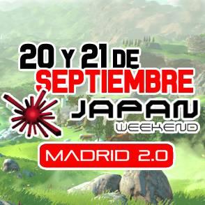 japan weekend madrid 2