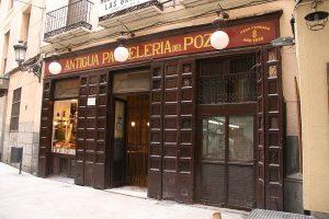 Pastelería Antigua de El Pozo