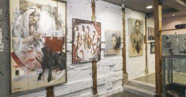 Galerías arte alternativo Madrid