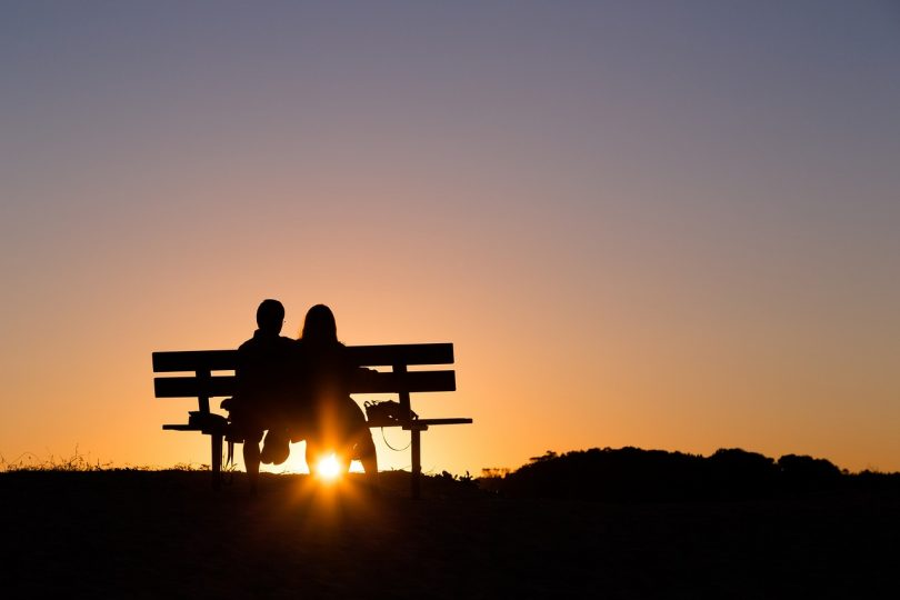 visitar madrid pareja