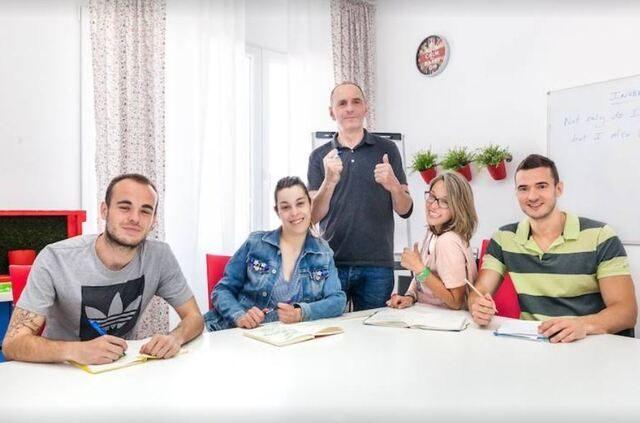 academias de ingles en Madrid