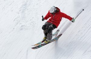 esquiar en madrid