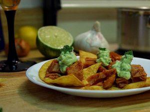 nachos madrid