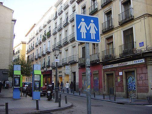 gay barrio madrid