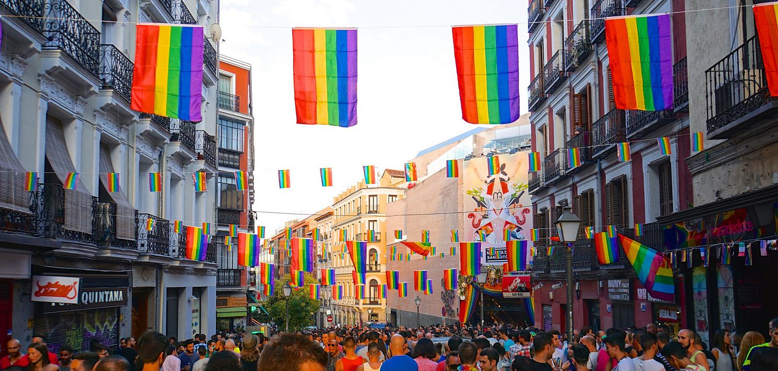 Barrios de Madrid: Chueca   ShMadrid
