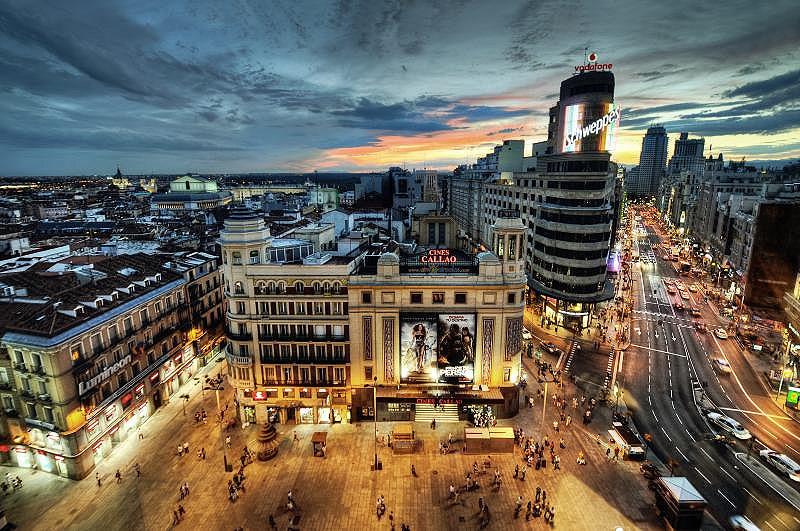 ¿Qué buscas en Madrid?