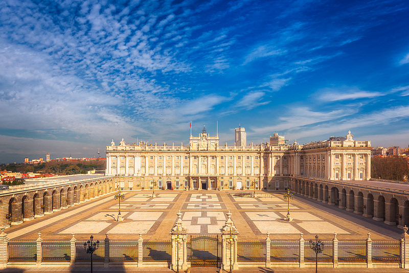 Imagen del Palacio Real
