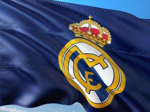 Bandera del Real Madrid