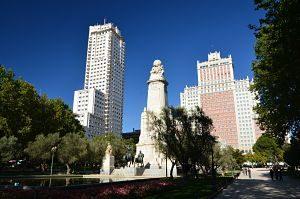 Imagendel centro de Madrid