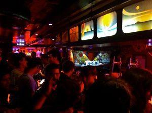 Imagen del bar Vía Láctea