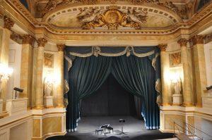 Imagen de un teatro