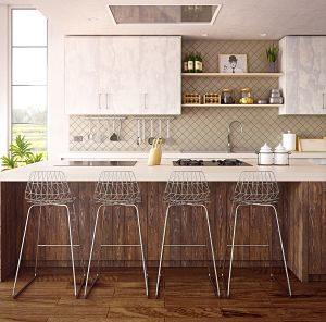 Imagen de una cocina moderna
