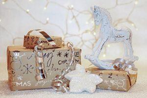 Imagen de unos regalos de Navidad