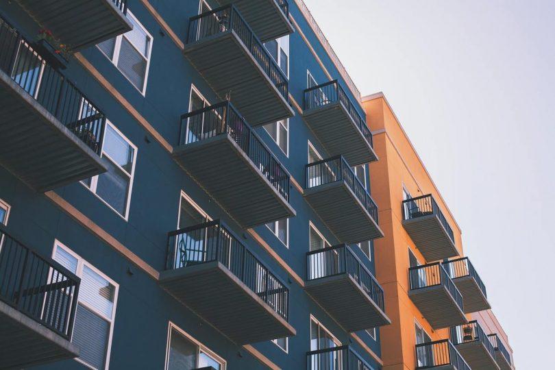 balcones de pisos