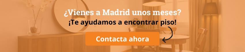 alquiler de pisos de temporada en madrid