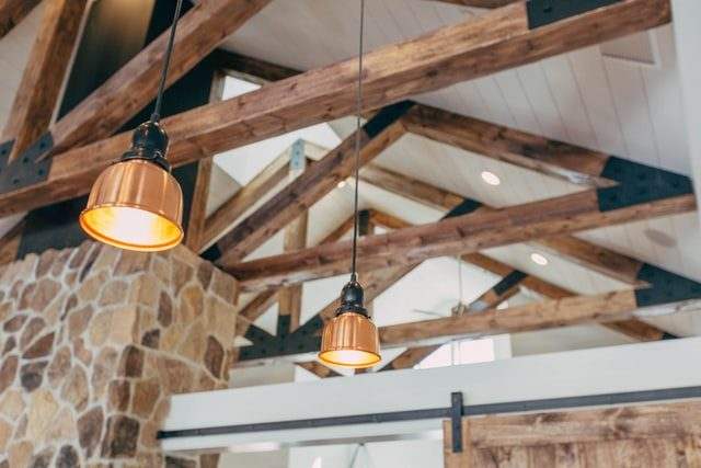 decoración lámparas de techo