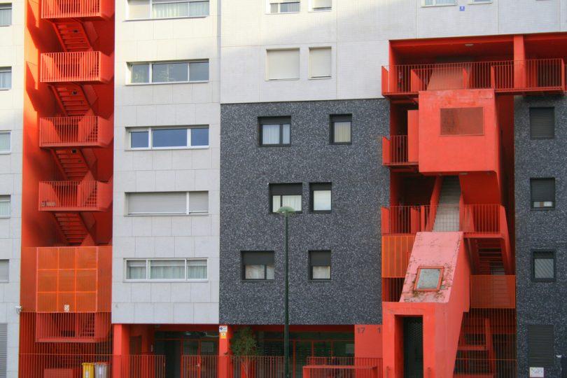 El edificio mirador una edificaci n singular en sanchinarro shmadrid - Alquiler san chinarro ...