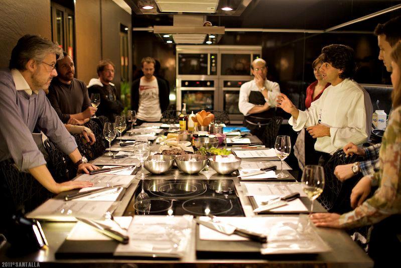 Clases de cocina en madrid shmadrid for Cursos de cocina madrid